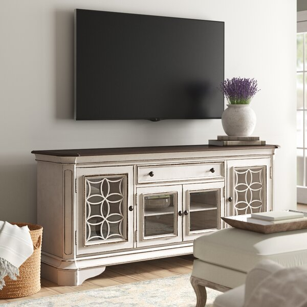 Review Tavant TV Stand For TVs Up To 85