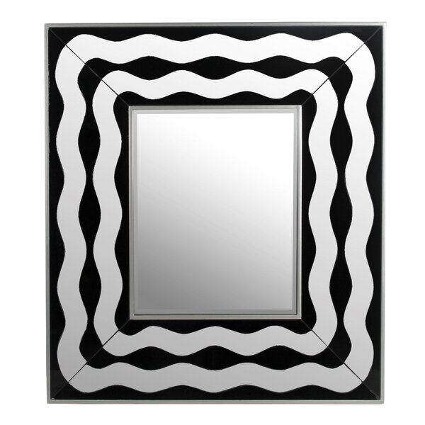 Chenelle Rectangular Accent Mirror by Orren Ellis