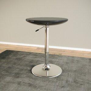 Chenier Adjustable Height Pub Table by Orren Ellis