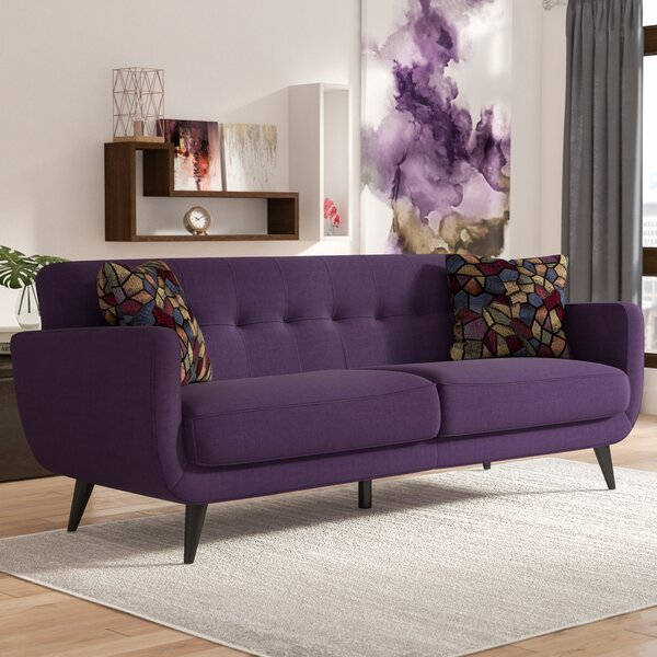 Khronos Living Room Sofa by Mercury Row