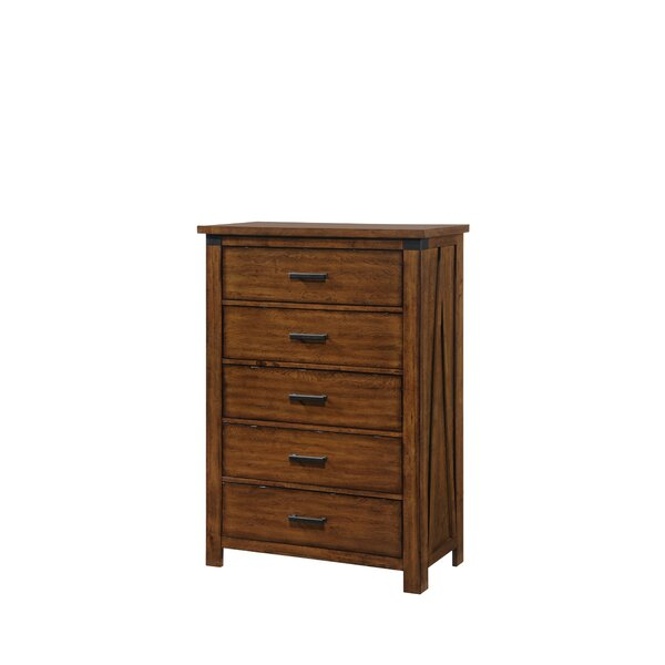 Cergy 5 Drawer Chest By Loon Peak
