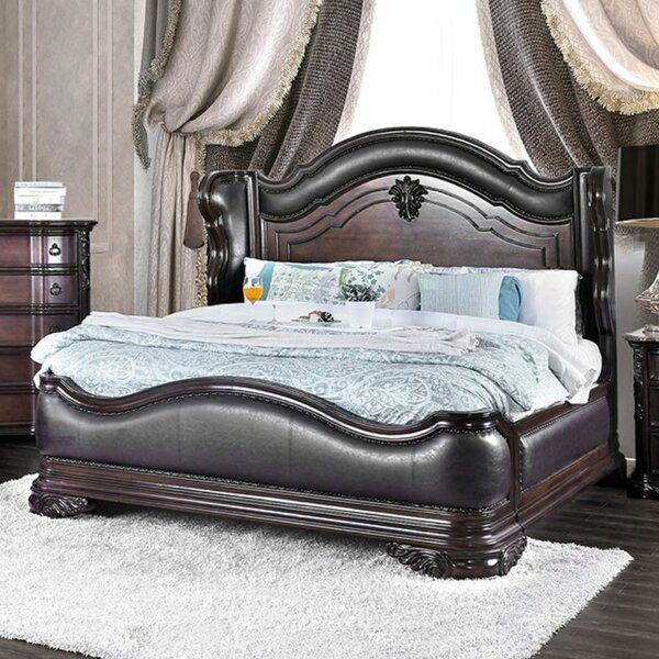 Colson Upholstered Platform Bed by Astoria Grand