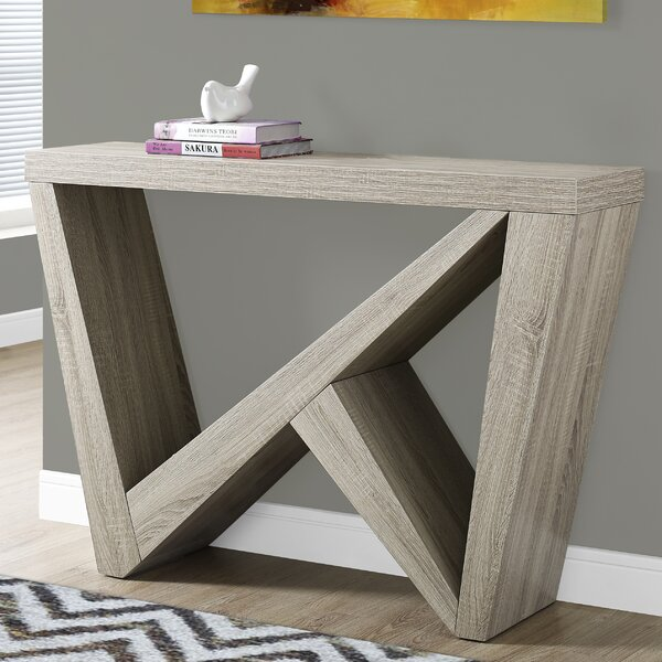Review Huddleston Console Table