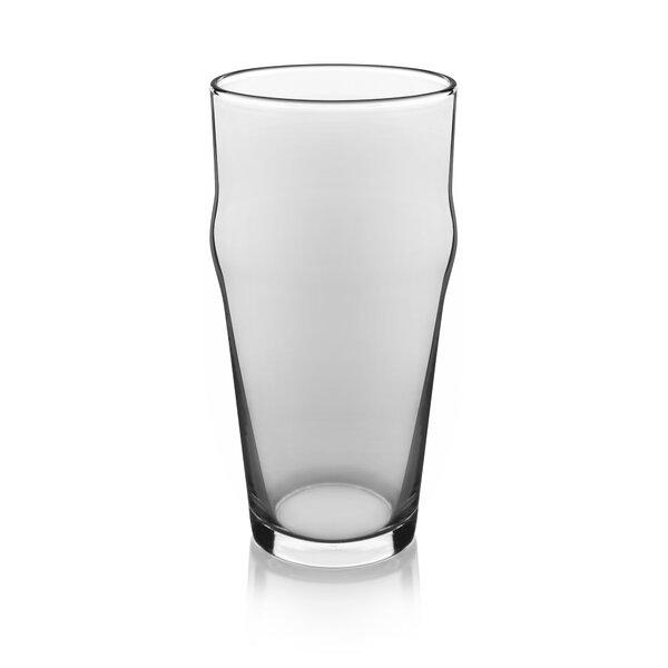 Craft Brews 25 Piece 16 oz. Glass Pint Glass Set by Libbey