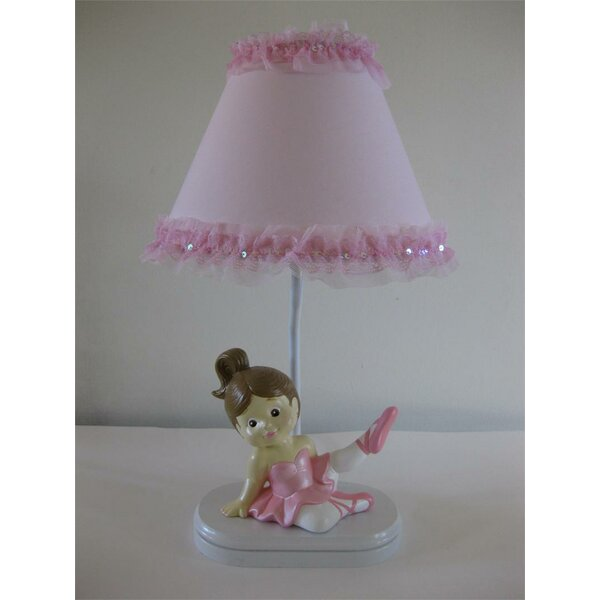 Ballerina Princess 16 Table Lamp by Silly Bear Lighting