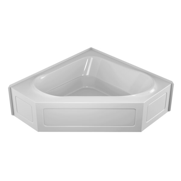 Capella 60 x 60 Skirted Soaking Bathtub by Jacuzzi®