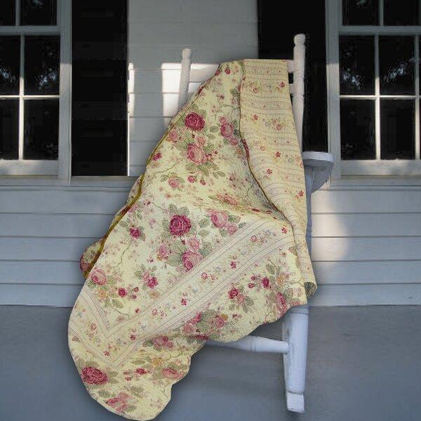 Abbigail Cotton Throw by August Grove