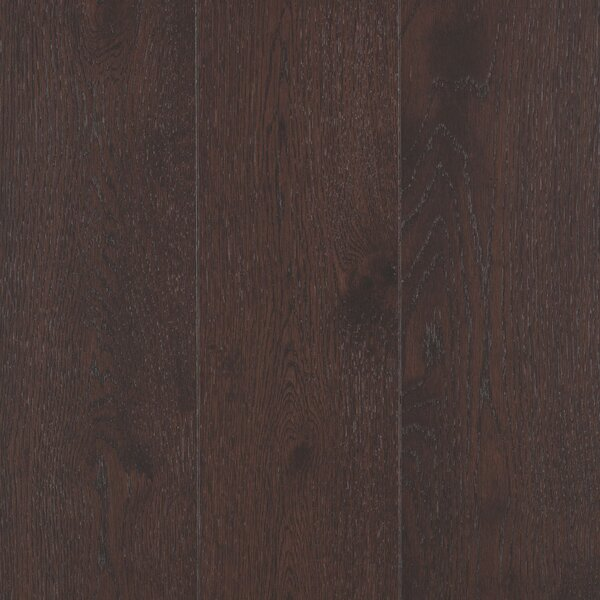 Clarkston Random Width Engineered Oak Hardwood Flooring in Walnut by Mohawk Flooring