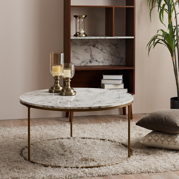 Carbone Coffee Table by Mercer41 Mercer41
