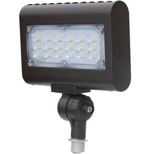 Savings 2-Light LED Flood Light By Morris Products