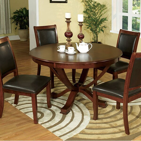 Roehl Transitional Dining Table by Charlton Home