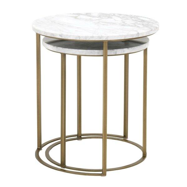 Derwent 2 Piece Nesting Tables By Three Posts