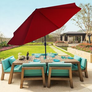 Kelton 10u0027 Market Umbrella