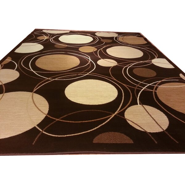 Brown Area Rug by Rug Tycoon