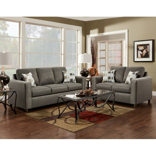 Broward Sleeper Configurable Living Room Set by Latitude Run
