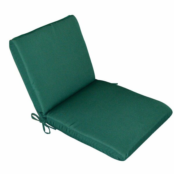 Chair Indoor/Outdoor Chaise Lounge Cushion by Charlton Home