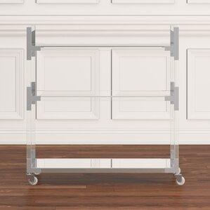 Charlot Kitchen Bar Cart by Willa Arlo Interiors