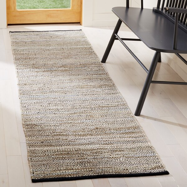 Swayze Hand Tufted Beige Area Rug by Mistana