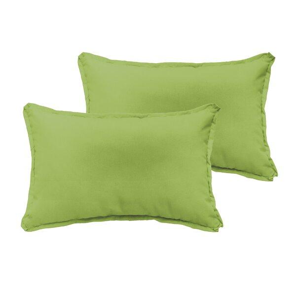 Branan Indoor/Outdoor Pillow Set by Mercury Row
