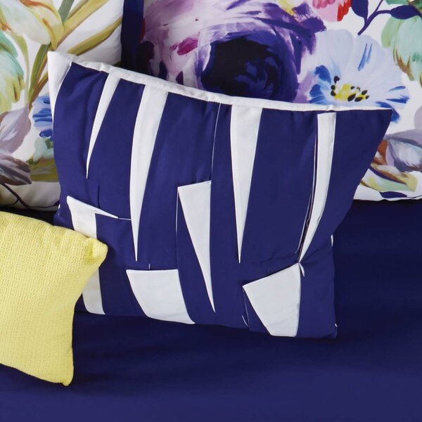 Garden Bloom Throw Pillow by Christian Siriano