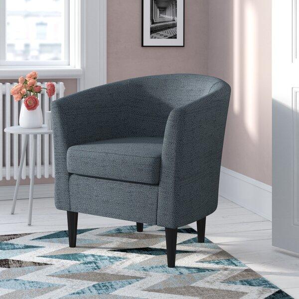 Molinari Barrel Chair by Ebern Designs
