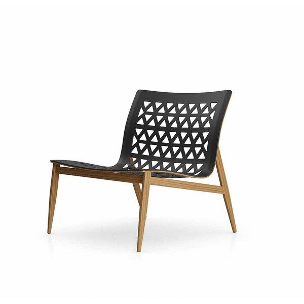 Elmstead Lounge Chair By Modloft Black
