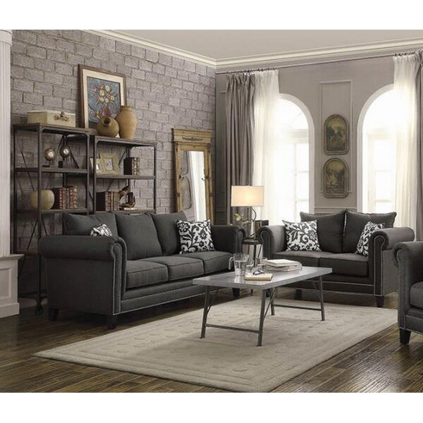Retford 2 Piece Living Room Set by Darby Home Co