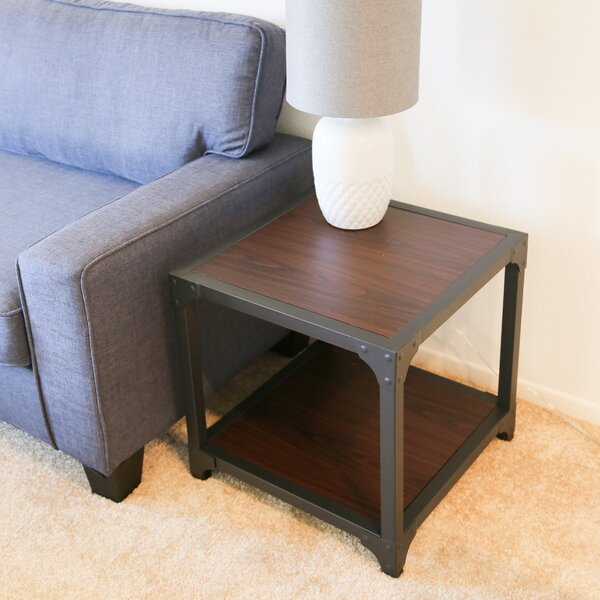 Mcintyre End Table by 17 Stories