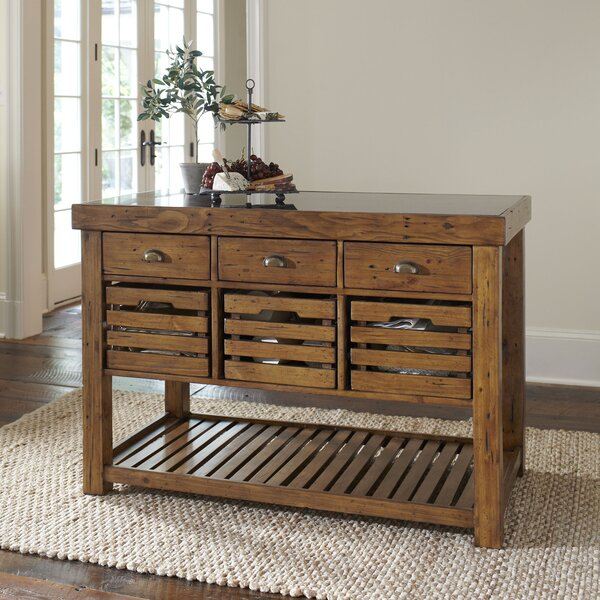 William Kitchen Island by Birch Lane™ Heritage