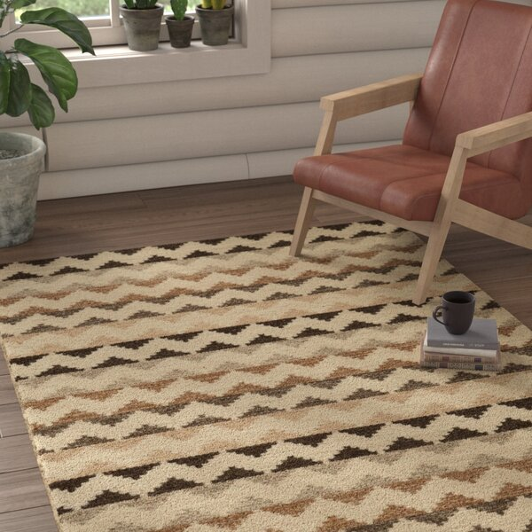 Fowler Hand-Woven Natural Area Rug by Union Rustic