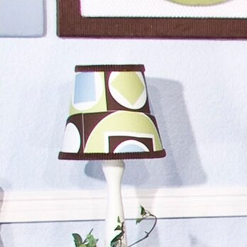 8 Cotton Empire Lamp Shade by Brandee Danielle