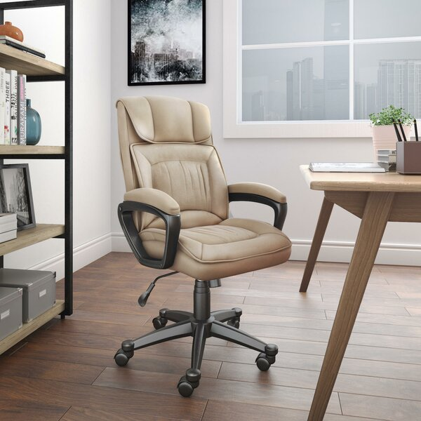 Style Hannah I Executive Chair by Serta at Home