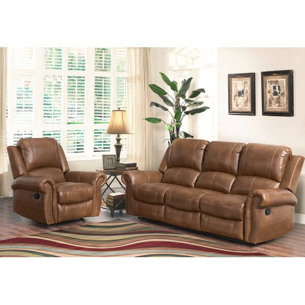 Vanhoy 2 Piece Reclining Living Room Set By Darby Home Co