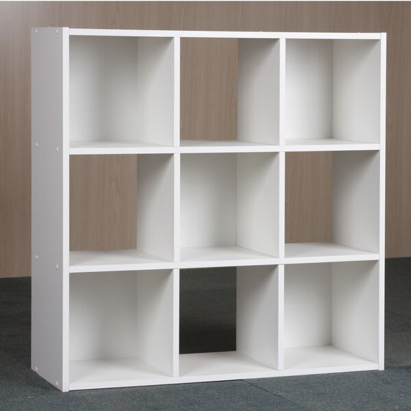 Basics Cube Bookcase by Mylex