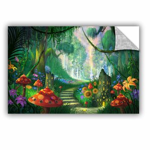 Hidden Treasure by Philip Straub Removable Graphic Art by ArtWall