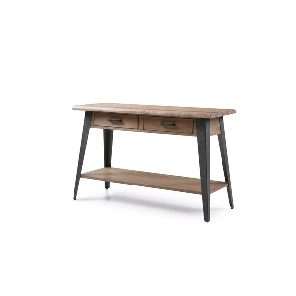 Grabill 2 Drawer Console Table by Williston Forge