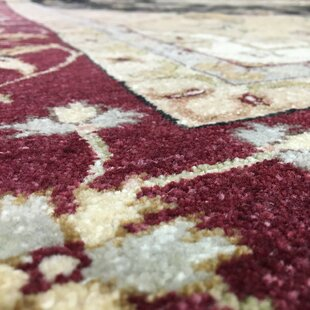 Read Reviews One-of-a-Kind Penni Oriental Hand Woven Wool Black Area Rug By Isabelline