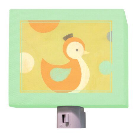 Poser Duckling Night Light by Oopsy Daisy