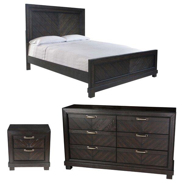 Vachel Standard Configurable Bedroom Set by Gracie Oaks