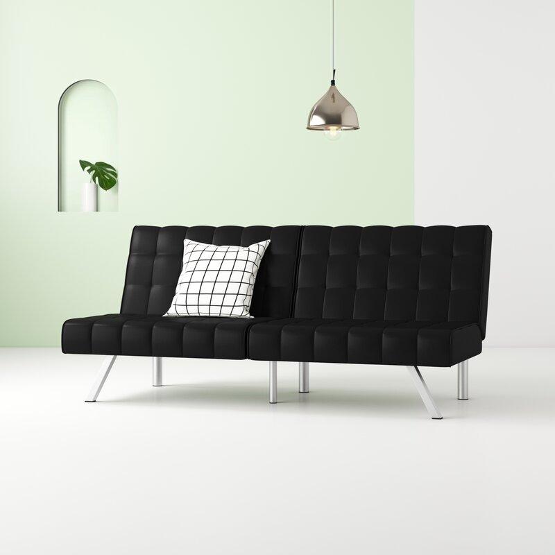Hashtag Home Downtown Convertible Sofa