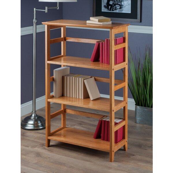 Hilderbrand Standard Bookcase by Red Barrel Studio