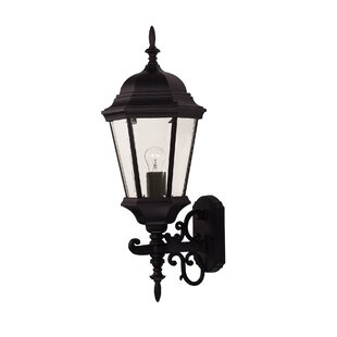 Find for Betts 1-Light Outdoor Sconce By Fleur De Lis Living