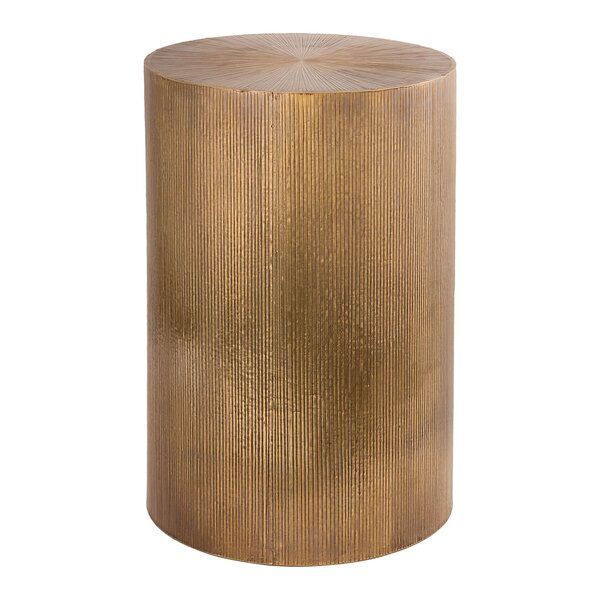 Vermont End Table by Bay Isle Home