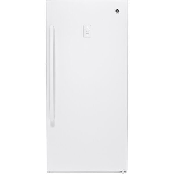 14.1 cu. ft. Frost-Free Upright Freezer by GE Appliances