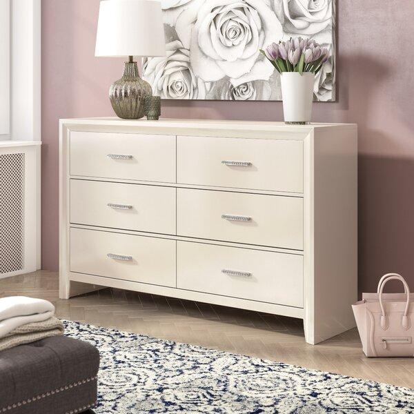 Enya 6 Drawer Double Dresser by Willa Arlo Interiors Willa Arlo Interiors