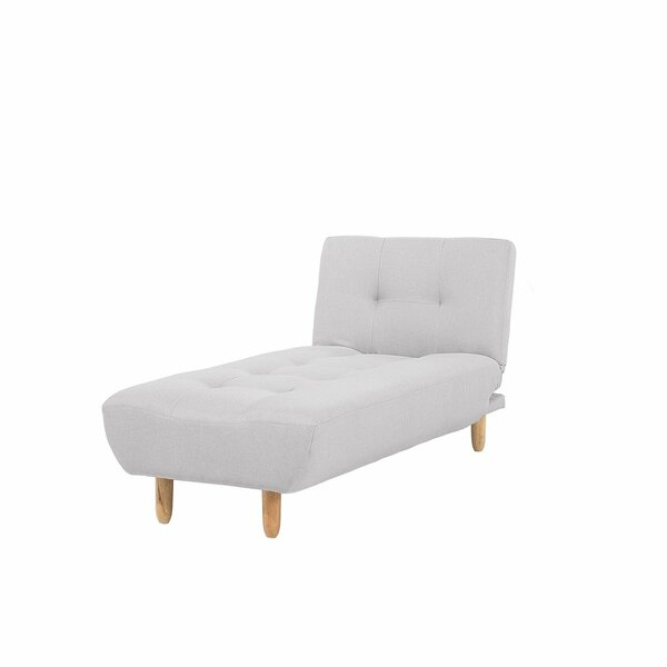 Capuano Fabric Chaise Lounge by Ebern Designs