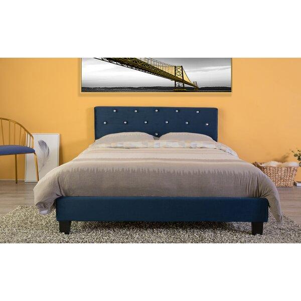 Wines Platform Bed Frame by Mercer41