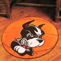 NCAA Boston University Basketball Mat by FANMATS
