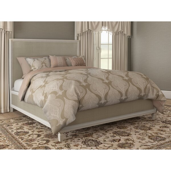 Payton Upholstered Standard Bed by Canora Grey