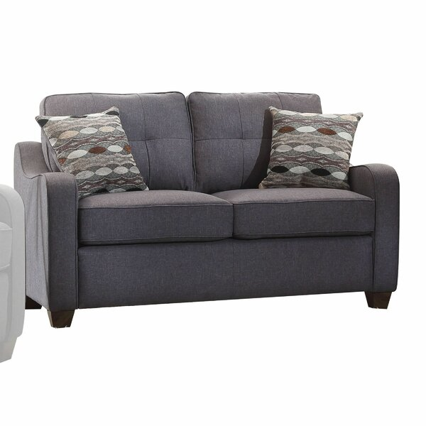 Mirando Loveseat by Darby Home Co